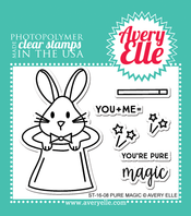Pure Magic Clear Stamps