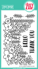Canopy Clear Stamps