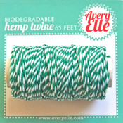 Mermaid Hemp Twine