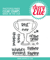 Avery Elle World's Greatest Clear Stamps
