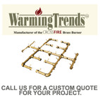 Custom Gas Burner Information For Your Fire Pit Project.
