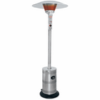 Blue Rhino Uniflame Endless Summer Commercial Stainless Steel Propane Patio Heater - ES4000COMM
