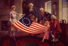 Betsy Ross - Nylon