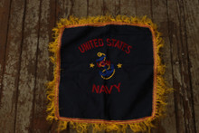 Navy commemorative banner