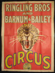 01)   RINGLING BROS AND BARNUM BAILEY CIRCUS - 1940s