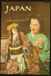 "11 - JAPAN      ""JAPAN TRAVEL BUREAU"" 195O"