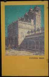 39 - FATEPUR SIKRI INDIA 1950