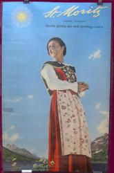 09)   ST MORITZ ENGADINE SWITZERLAND 1938