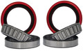 Replacement axle bearing and seal kit for '84 to '86 Dana 30 and Jeep CJ front axle