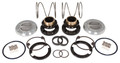 Yukon Hardcore Locking Hub set for Dana 60, 30 spline. '75-'93 Dodge, '77-'91 GM, '78-'97 Ford.