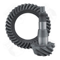 """High performance Yukon Ring & Pinion gear set for '10 & up Chrysler 9.25"""" ZF in a 3.55 ratio"""