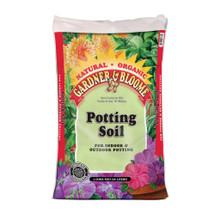 Gardner bloom potting soil 2 cubic ft bag harmony farm for Bulk potting soil