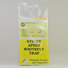 Disposable Yellow Sticky Trap, organic plant treatment, organic gardening