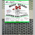 Root Guard Baskets, 1 gal., animal control