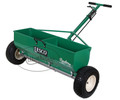 For the accurate spreading of granular materials and fertilizers.
