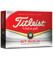 Titleist DT SoLo Golf Ball - Dozen