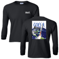 GOES-R Youth Long Sleeve T-Shirt