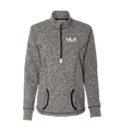 J. America - Women's Cosmic Fleece Quarter-Zip Pullover
