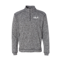 J. America - Cosmic Fleece Quarter-Zip Pullover Sweatshirt