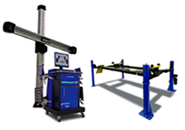 View our alignment equipment
