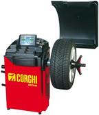 Corghi EM7240 Electronic Wheel Balancer with Display