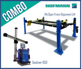 Hofmann 650COMBO2 Alignment Equipment Package