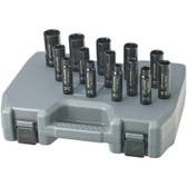 Ingersoll Rand SK4M14L 1/2'' Drive Metric Deep Impact Socket Set (14pc.)