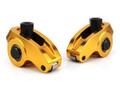 Ultra-Gold Aluminum Rocker Arms SBC 1.6