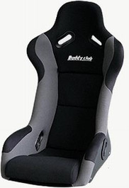 BC08-RSBKSR-B  -Buddy Club Seats - Racing Spec  Color: Black