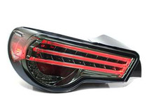 Tribar FRS/GT86/BRZ taillight -Clear/Smoke