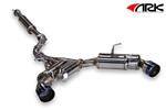 ARK GRIP Exhaust System BURNT Tips Scion FRS/Subaru BRZ