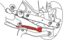 FT86 -Adjustable Rear Toe EZ Arm - 67655 (Pair)