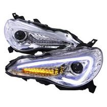 Clear Spec D FRS Lights