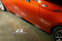 APR Carbon Fiber Side Rocker Panel Extension Scion FRS - FS-521008