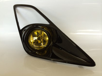WINJET Yellow Front Fog Light Kit - Scion FR-S (Wiring Kit included)