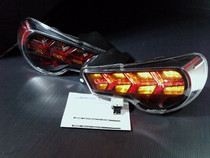 Buddy Club LED Tail Lamp w/ Amber Turn Signal (JDM Spec) - FRS/BRZ & GT86