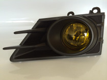 WINJET Yellow Front Fog Light Kit - Subaru BRZ (Wiring Kit included)