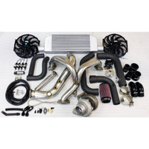 Full Blown BRZ Turbo Kit