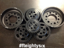 Kraftwerks 90mm High Boost Pulley
