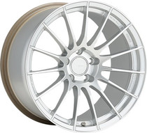 Enkei RS05-RR Silver 18x9.5 +43 5x100 (all four)