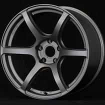 Gram Lights wheel 57C6 18x9.5 +40 (all four) Matt Graphite