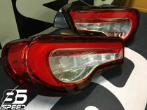 VALENTI JEWEL LED TAIL LAMP REVO - TTS86Z-HC-2