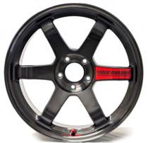 Volk Racing TE37 SL Super Lap Wheel 18x9.5 +40 Pressed Graphite