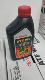 Toyota Automatic Transmission Fluid ATF WS