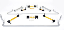 Whiteline Front & Rear Sway Bar Combo