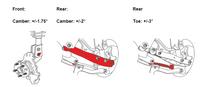 86 -FRS/BRZ Alignment Kit