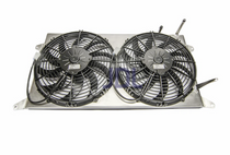 JDL Low Profile Fan Shroud