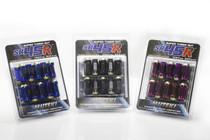 MUTEKI SR45R Burned Blue Neon/Burned Titanium 1.25