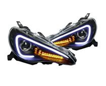 Spec-D headlight Black Housing