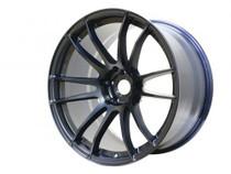 Gram Lights wheel 57Xtreme 17x9 +40 (all four) Gun Blue